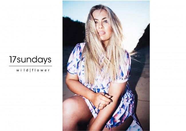 17 sundays wild flower collection summer 2015 | www.17sundays.com